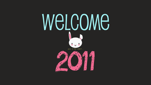 Welcome 2011 by szndsgn