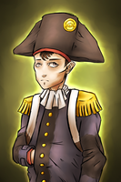 TPP:P - Napoleon by Wolframclaws