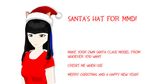 Santa Hat Download by BloodyKylie