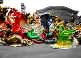 Dragon Collection by riona