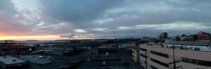Rooftop View by CopperbeltJack