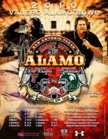 alamo bowl poster by Satansgoalie