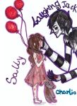 SALLY AND JACK by NENEBUBBLEELOVER