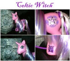 Celtic Witch by customlpvalley