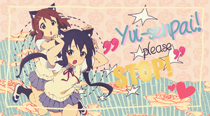 Yui-senpai!Please STOP! by StrawberryTv