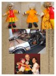 Doc Brown Doll by RohanElf