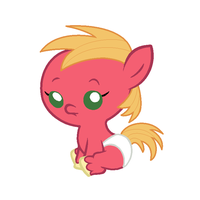 Baby MacIntosh by Beavernator