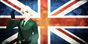 :MMD: England Wallpaper by kellytecna