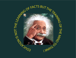 Einstein's Quotes by TheSpikeAndKey