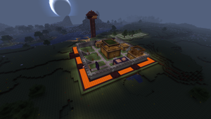 Minecraft - My base - 1 by SpringsTS