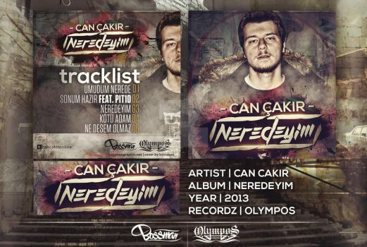 Can Cakir - Neredeyim by BossmanGraphic