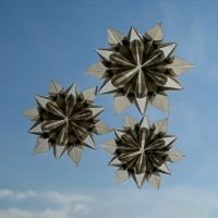 Snowflakes on my Window by cerenimo