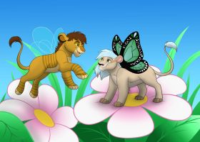 New Friends by Miss-Melis