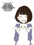 Pretty girl with cat Render by Hinase-Vongola