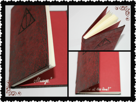 The Deathly Hallows's Book or a Story of Love by BlueArrowX