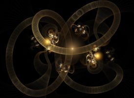 Tangled Orbits by bobrobon