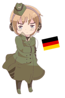 Fem! Germany by SoulTheUmbreon