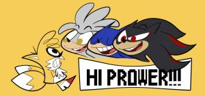 Prower's Laboratory ~GG,DD n VV atttacks!!!~ by DoRiKoNo