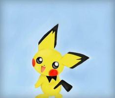 pichu i choose you by CorpseBride141