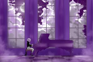 Clair de Lune by MauricesMoon