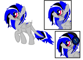 Custom Daemon Pony for - SwoonStar by iPandacakes