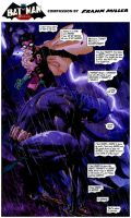 Batman Compassion by Frank Miller by StevenEly
