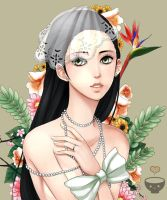 Bridal Flowers by instantmiso