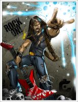 ROCK ON by Jonzy