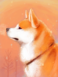 Hachiko by CookieHana