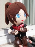 Claire Redfield Plush Doll by Julika-Nagara