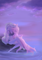 Tranquil by drawitout