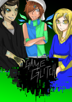 Game Glitch Leaders by digidestined4eva