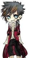 Little Vamp - Adopt Closed by MachineRaven