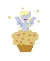 Muffin Surprise by RetardedLion