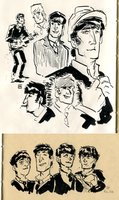 The Beatles by Jim-the-Oni