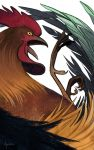 Year of the Rooster by MobidicMobidic