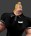 DSC - Brock Samson by RichDoes