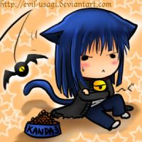 neko Kanda- i dont need... by Evil-usagi