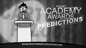 TCP - Academy Awards Predictions by McKnackus