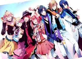 UtaPri FB Role Play group opened~ by UtaPriOfficial