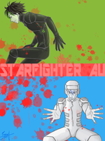 Starfighter!Hijack by Nagareboshi22