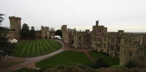 Best of British... Castles (Warwick Castle) by DavidKrigbaum