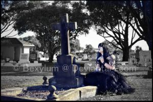 Cemetery Shoot 2 by Bexylum