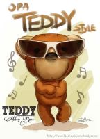 Forget about PSY. TEDDY is in da house =D by dangoh