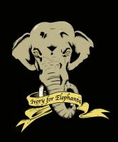 Ivory for Elephants by geovv