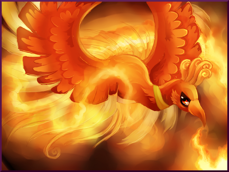 Sacred Fire by RayCrystal