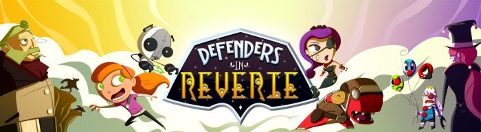Defenders in Reverie Banner by KendrickTu