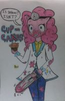 Cupcakes FanFic: Pinkie Pie by befiel