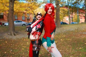 Rhode Island Comic Con 2013 - DC Vs Marvel(PS) 59 by VideoGameStupid
