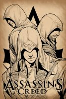 Assassins by 1001yeah